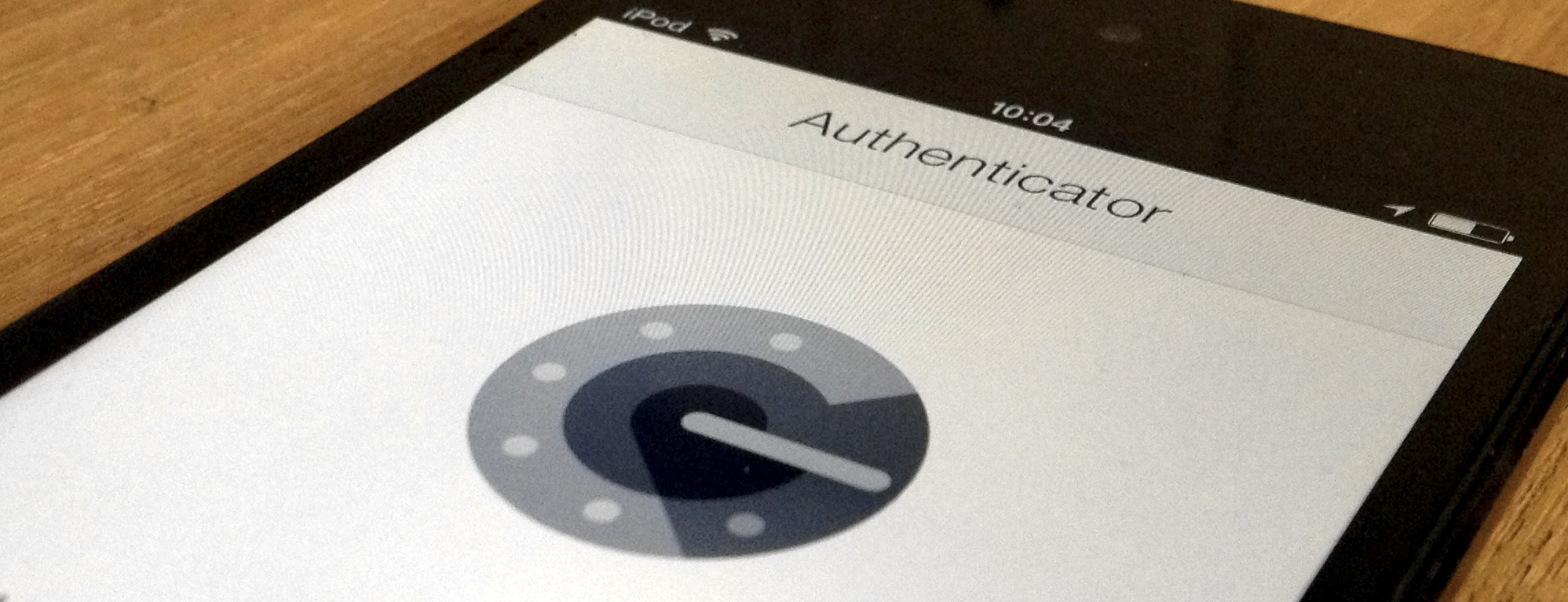google authenticator iphone authenticator for ios returns to the app 10721