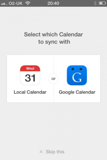 b1 220x330 Readdles new iOS smart calendar packs a punch, supporting Google Calendar, Tasks, Reminders and more