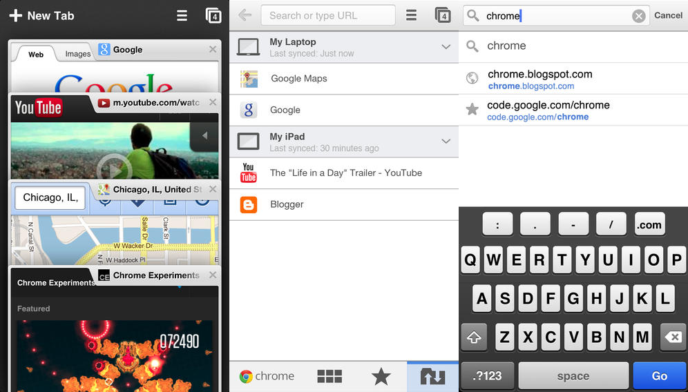 Chrome 30 for iOS is Out: Requires iOS 6 or Higher, New iOS