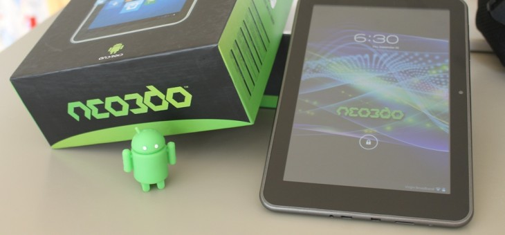 What's a glasses-free 3D tablet like? We take the NEO3DO for a spin