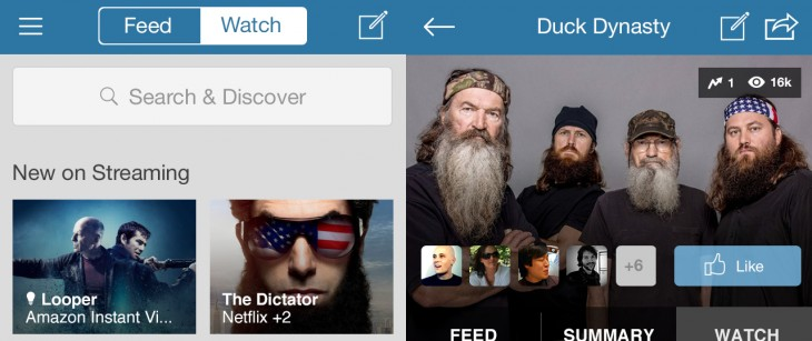 GetGlue updates its iOS app to become a 'social remote control' (at least for some US users) ...
