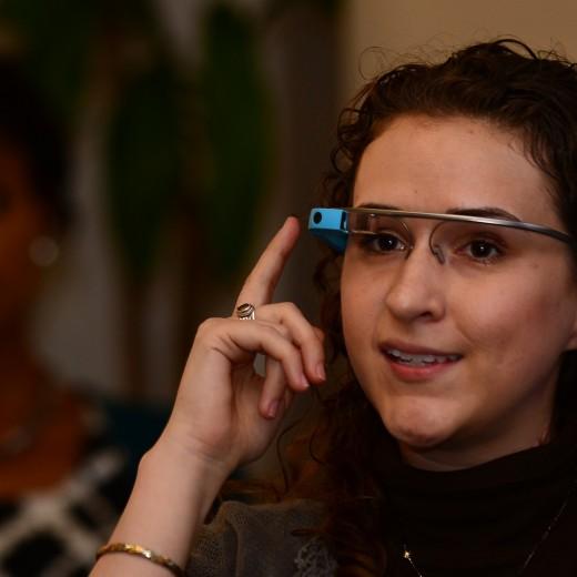 US-TECHNOLOGY-GOOGLE-GLASS