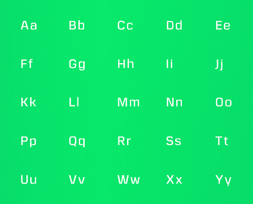 gunar 20 of the most beautiful typefaces released last month