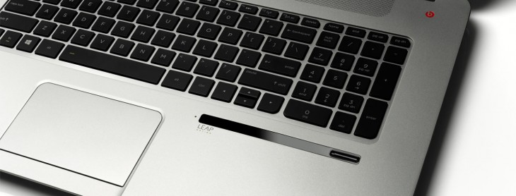 HP adds Leap Motion's gesture controller tech into its Envy 17 laptop, available soon for $1049.99 ...