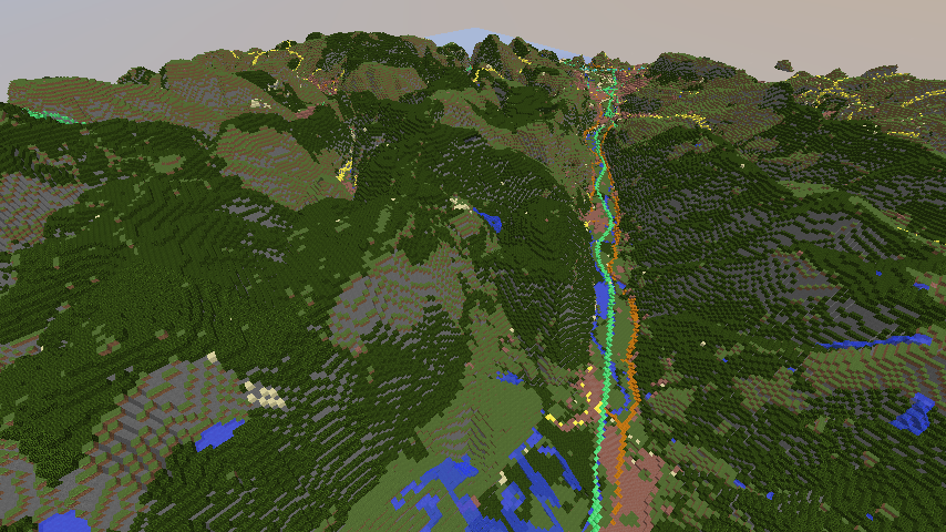Explore Great Britain With This 22 Billion Block Minecraft Map