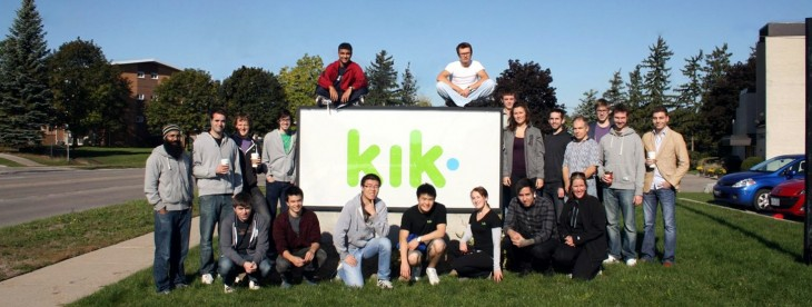 Inspiring Entrepreneurs: Ted Livingston's rollercoaster ride as CEO of hit messaging startup Kik ...