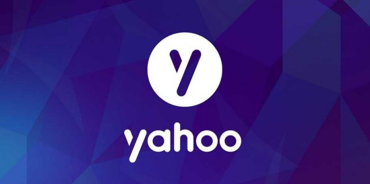 One more variation of the new Yahoo logo, from the company's design intern