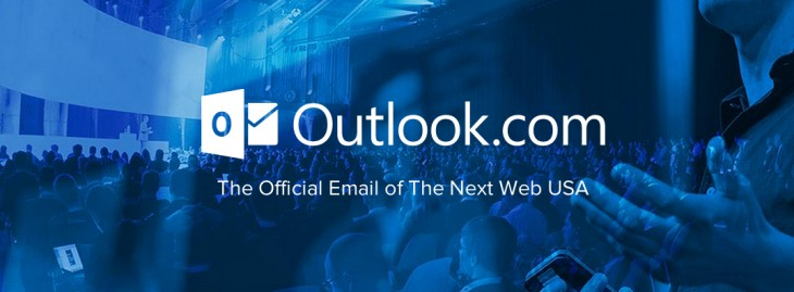 Heading to TNW USA? Your Outlook.com email address gives you a discount plus bonus perks