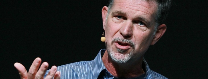 Inspiring Entrepreneurs: What Netflix CEO Reed Hastings has learned in his business career