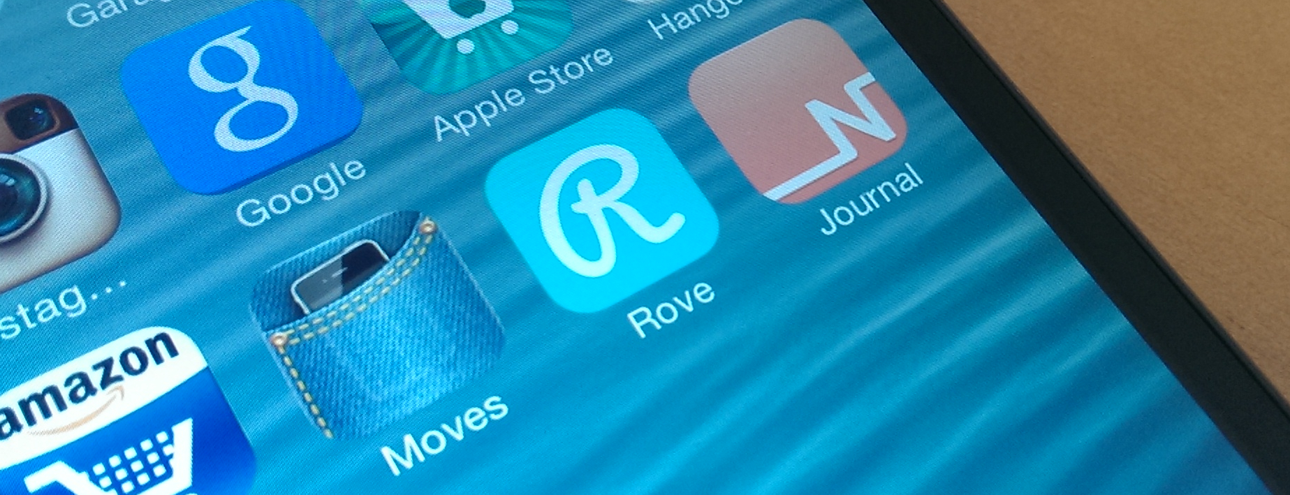 Stylish Location Diary App Rove Now Lets you Share your Trips
