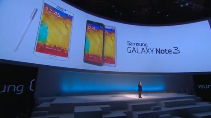 Samsung has shipped 10 million Galaxy Note 3 devices since its launch 2 months ago