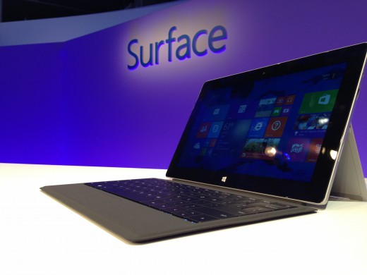 Microsoft Surface 2 & Surface Pro 2 Open for Pre-Order