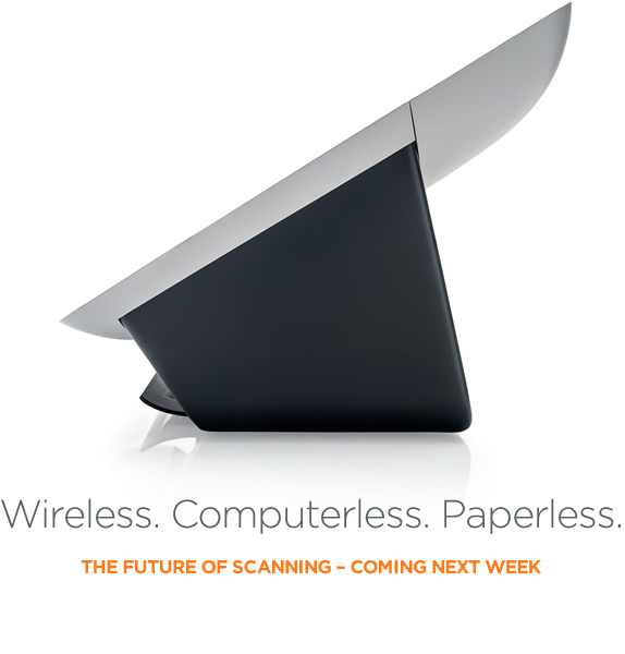 tease neat Product teaser of the day: Wireless, computerless and paperless?