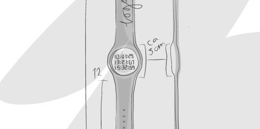 The Tikker watch morbidly counts down how much time you have left before you die