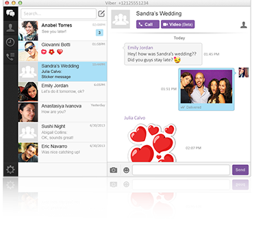 viber 2 6 messaging services with apps for desktop and mobile