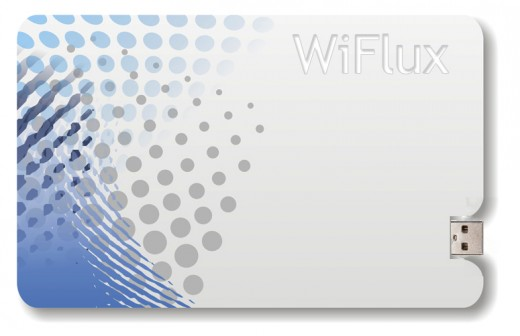 wiflux 520x336 This Indiegogo project wants to bring credit card sized smartphone power packs to the world
