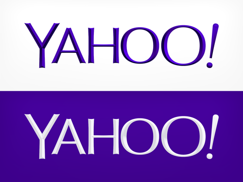 yahoo new logo This is Yahoos new logo