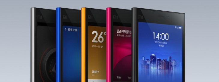 小米手机3 730x276 Chinese smartphones could be helping to ease the Made in China stigma