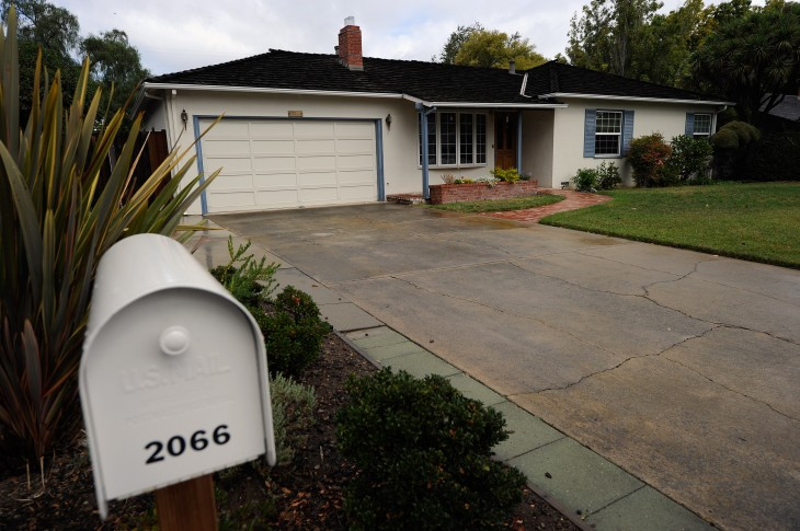 Steve Jobs Childhood Home