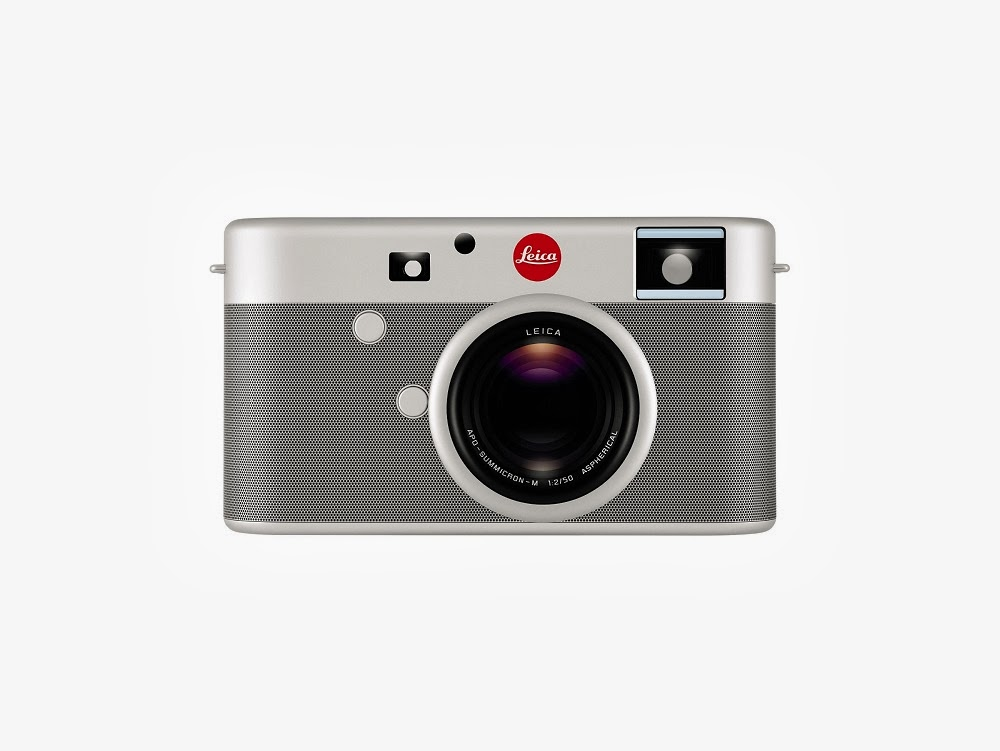 Leica shows off Jony Ive-designed special edition camera for charity