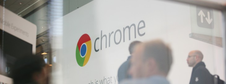 Google rolls out Chrome 30 with easier searching by image and new touch-based gestures on Android