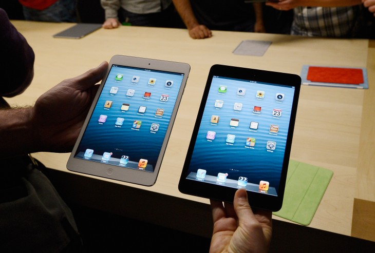 Apple gives the iPad mini a Retina display and A7 processor for $399