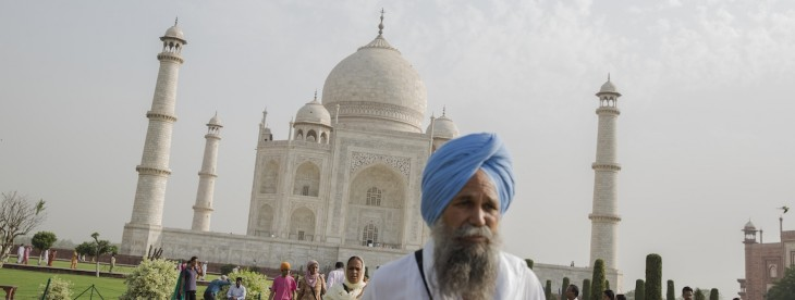 Google is bringing the Taj Mahal and 99 other heritage sites from India to Street View