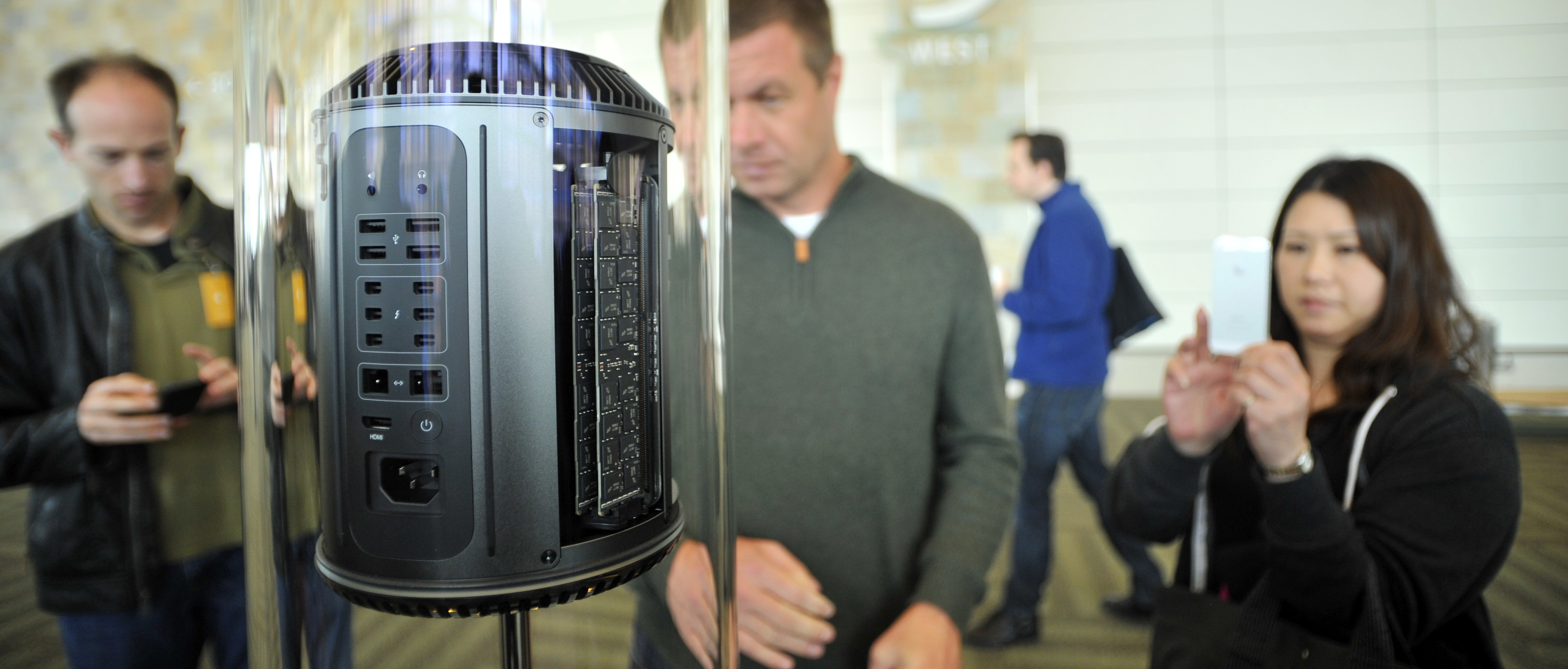 You can Buy Apple's Redesigned Mac Pro Before End of Year