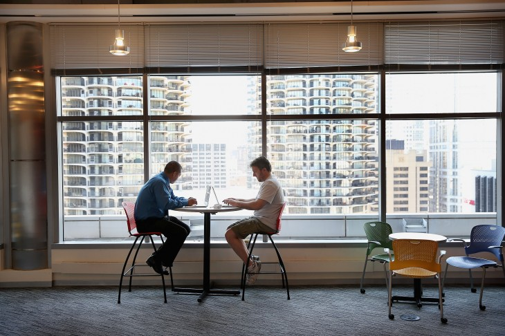 Google's Chicago Office Offers Career Coaching To Veterans