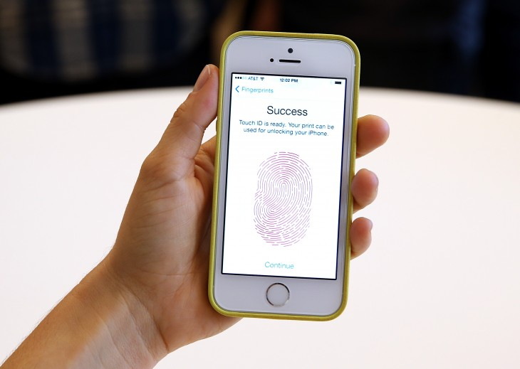 Paypal survey finds smartphone owners comfortable with fingerprint security despite scares