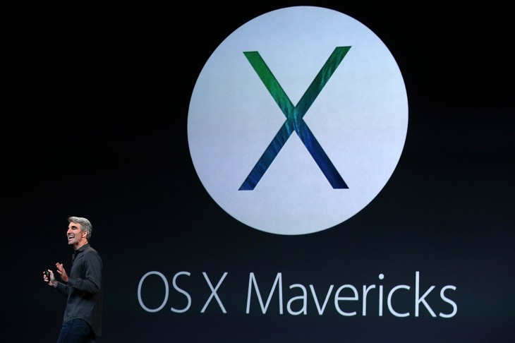 OS X Mavericks sees 5.5% adoption in the first 24 hours, 3x higher than Mountain Lion launch: report