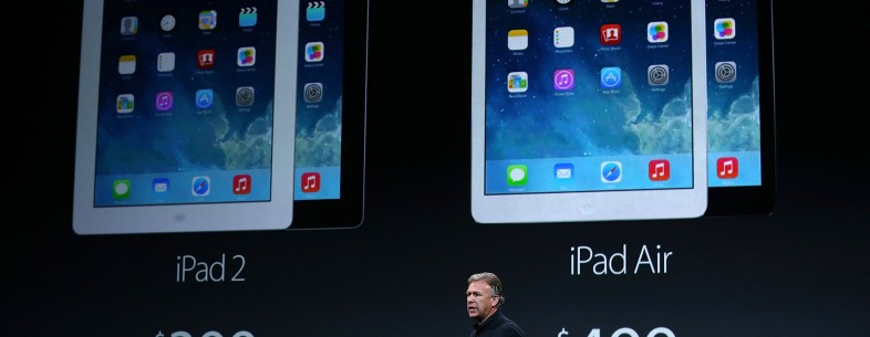 Apple Unveils New Versions Of Popular iPad