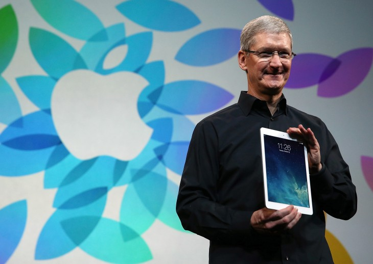Apple's October event in pictures