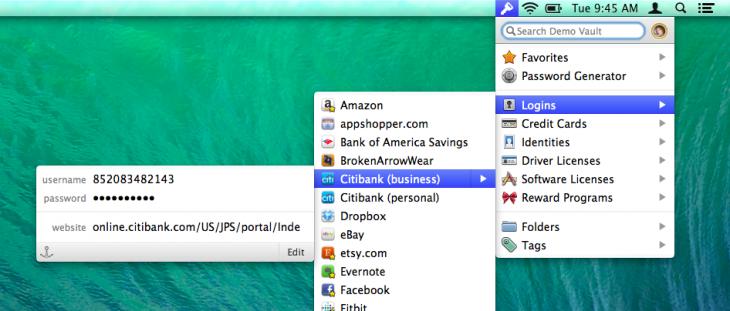 1P4 Mac 1P mini item details