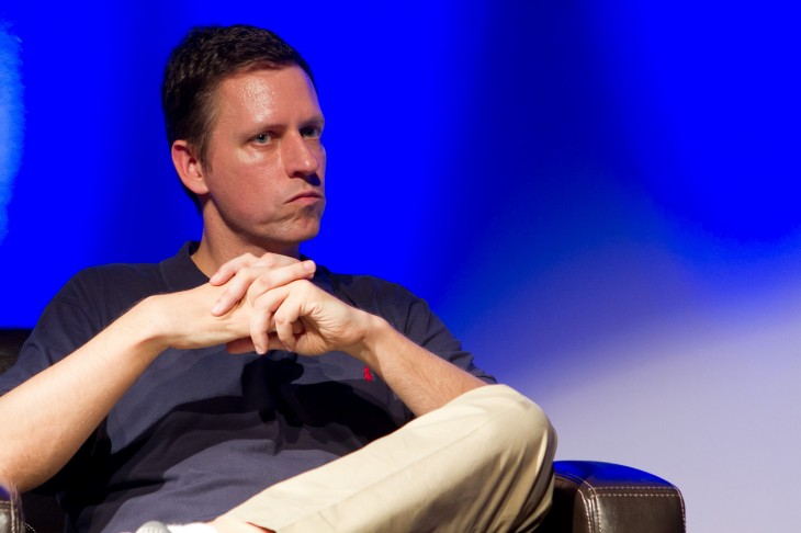 The Thiel Foundation begins accepting applications for its famed entrepreneur program's 2014 class