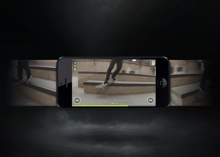 Nike SB app for iOS helps skateboarders learn new tricks and play S.K.A.T.E with anyone in the world