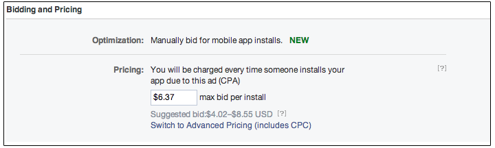 851560 196166283901132 930291889 n Facebook rolling out video and cost per action options for mobile app install ads