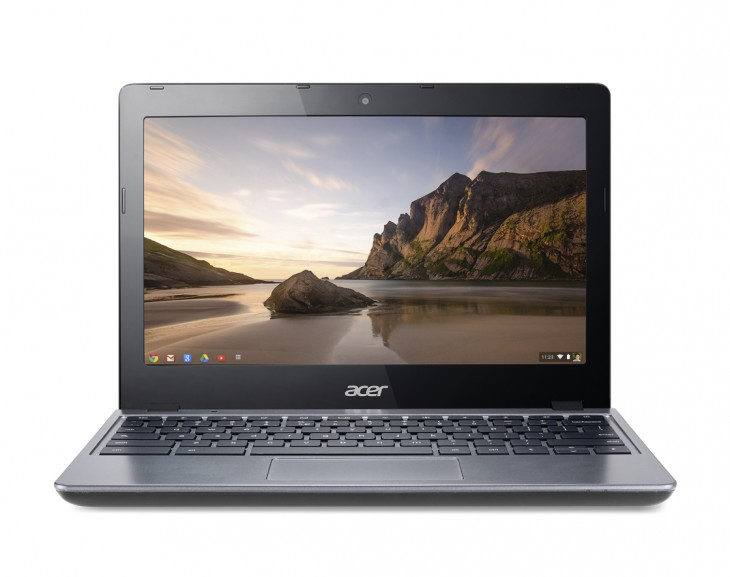 Acer Chromebook previewed at IDF forward