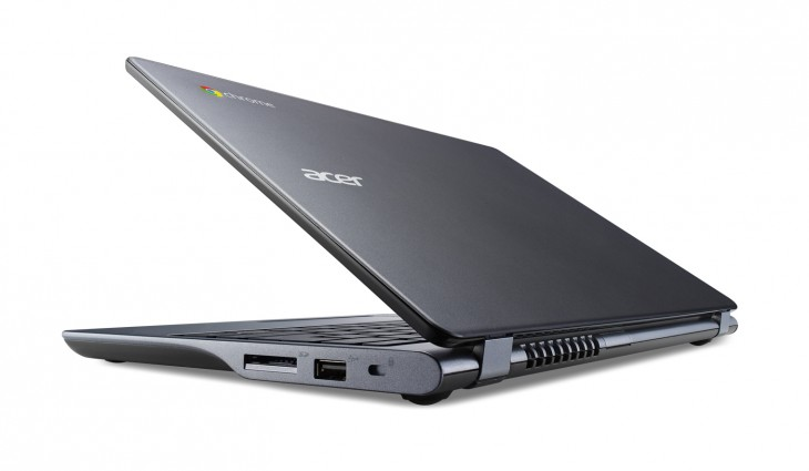 Acer launches $249 Haswell-powered 11.6-inch C720 Chromebook with 8.5-hour battery life and 16GB SSD