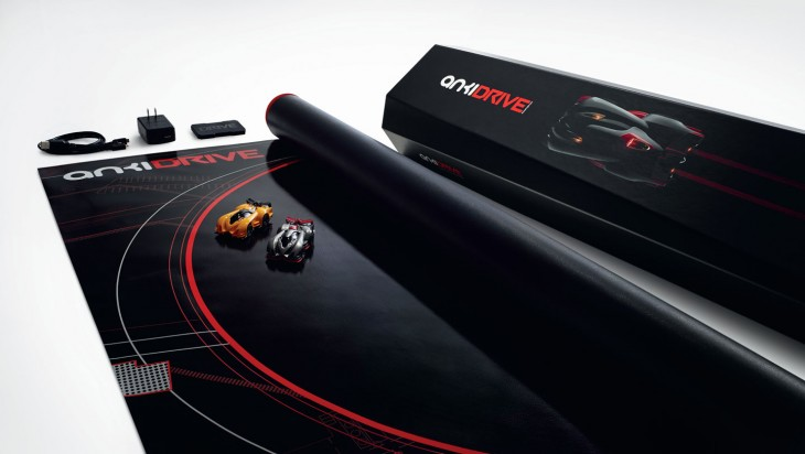 Anki Drive's iOS app gets updated with new support items and upgrades for its AI-controlled cars ...