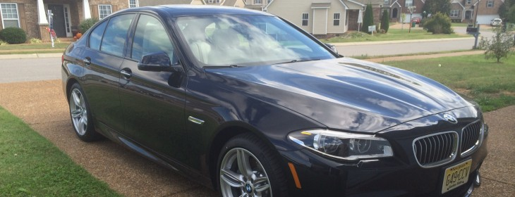 The BMW 535d: Proof that diesel cars have a place in the US market