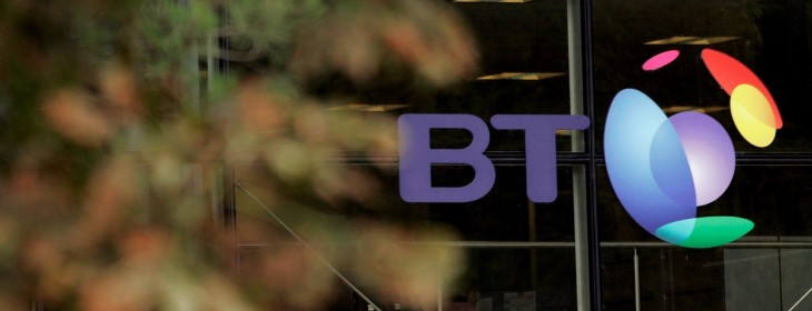 BT confirms it's in talks to buy O2 UK