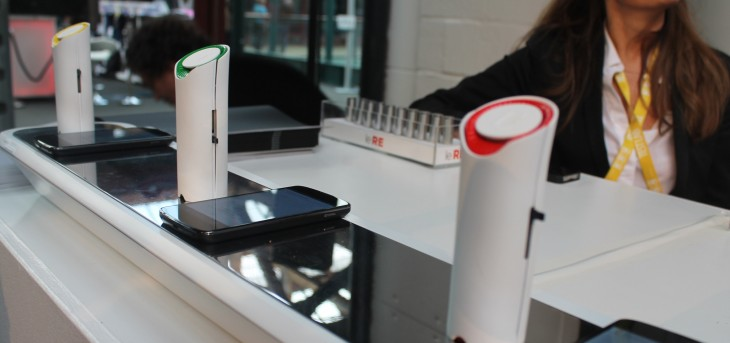 Wake up and smell the virtual coffee: The OPHONE will take your breath away