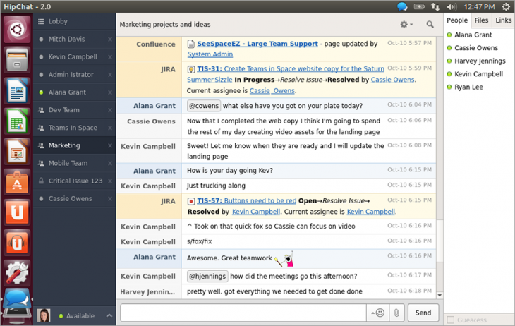 HipChat_Linux