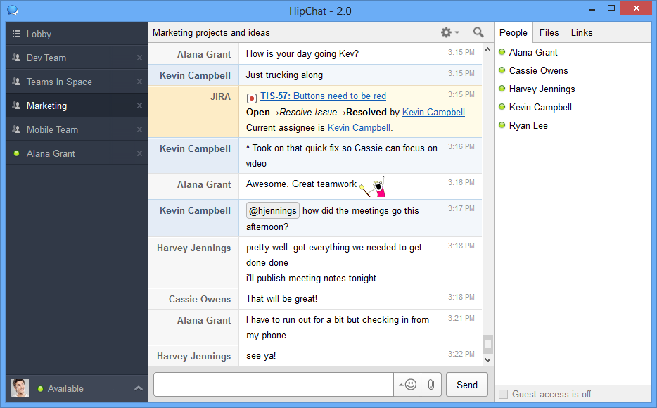 HipChat To Unveil Native Windows and Linux Apps ...