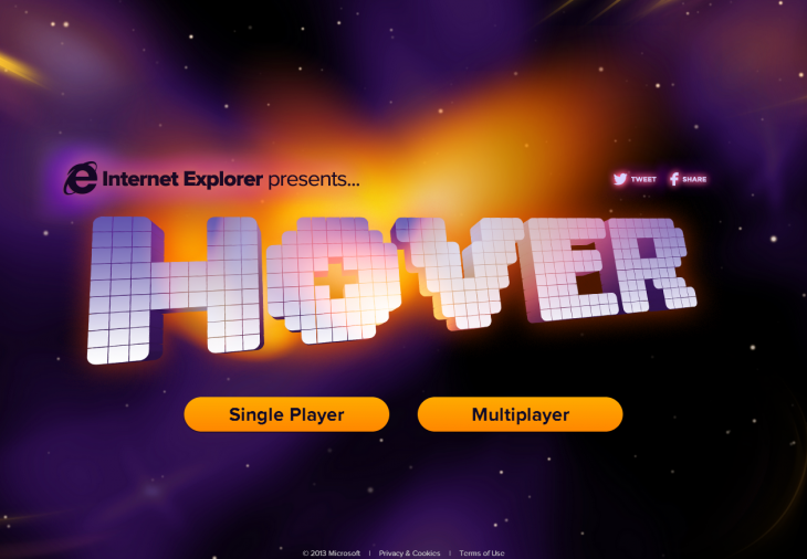 Retro gaming FTW: Microsoft brings Hover to Internet Explorer 11
