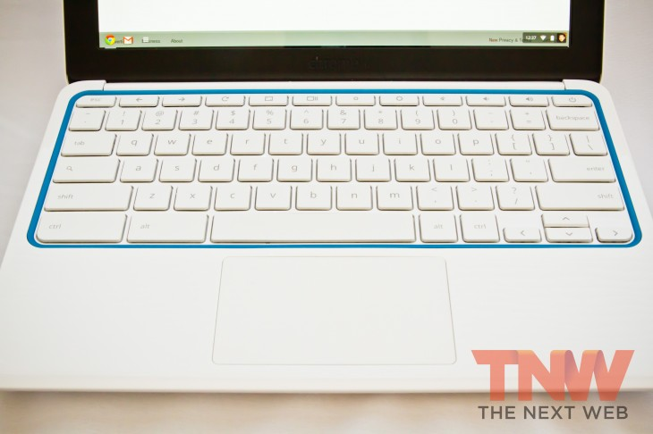 IMG 1476 730x486 HP Chromebook 11 review: Worth the $279 price, but still too limited