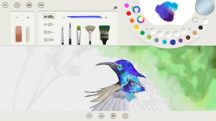 Image1-FreshPaint_PaletteBlue_hummingbird_22762201