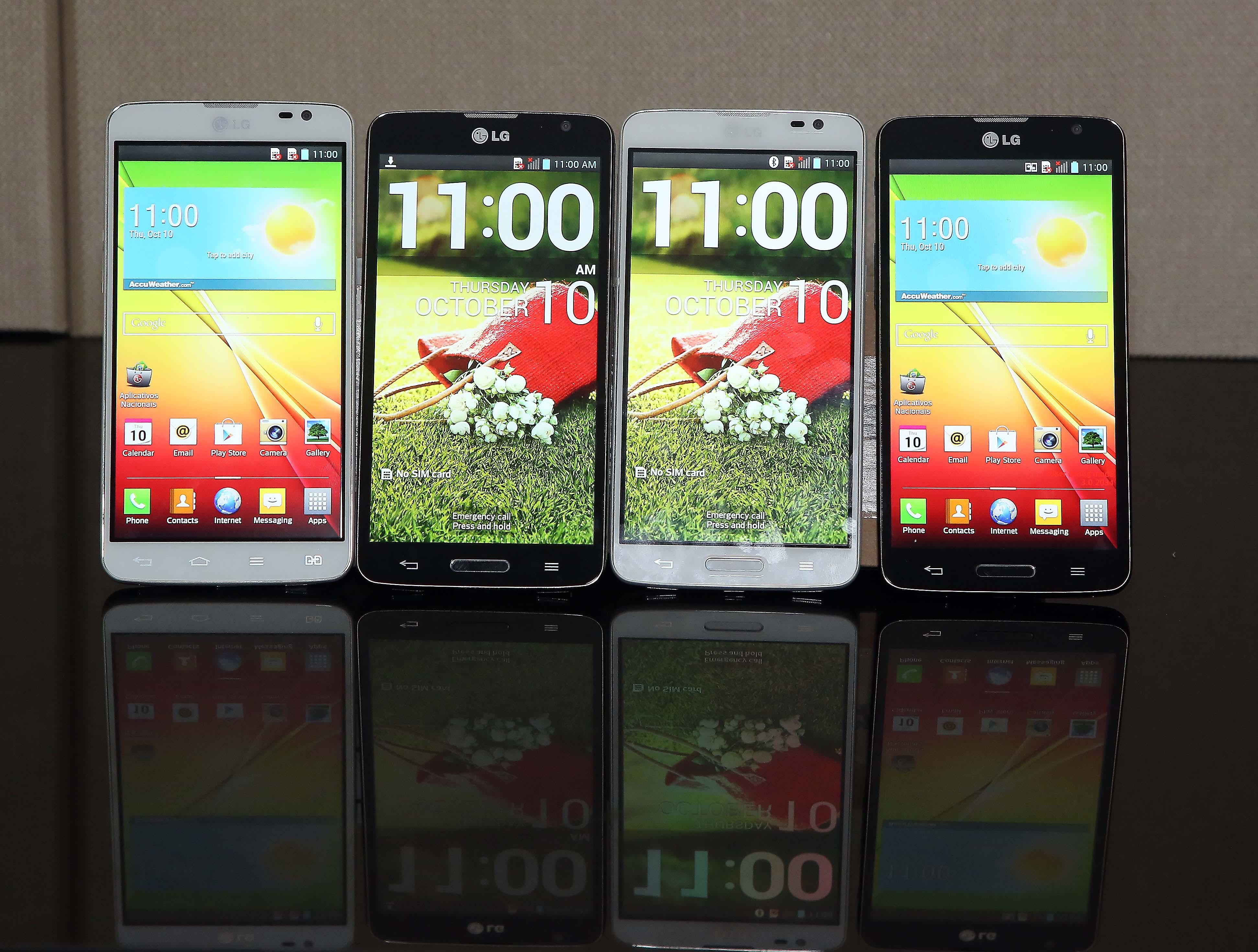 LG launches mid-range LG G Pro Lite