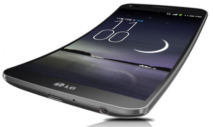 LG G Flex 21 730x434 LGs curved G Flex smartphone is landing in Europe next month